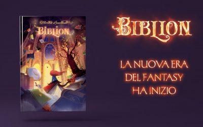 Online il booktrailer di Biblion!