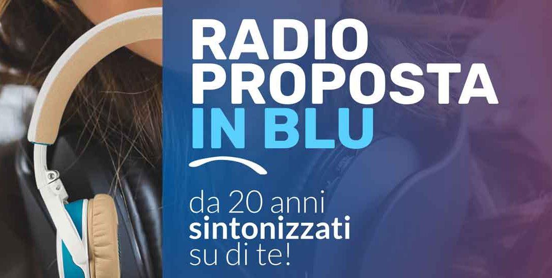 Biblion in diretta su Radio Proposta In Blu